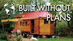 Travis Build his own Tiny House on Wheels, he started with a water damaged trailer and proceeded to build a how without any plans. Become a Patron! https://w...