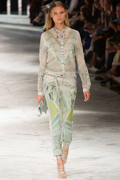 Roberto Cavalli Spring 2014 – Vogue