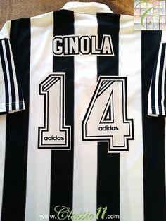 829b4c839 1995 96 Newcastle United Home Football Shirt Ginola  14 (XL)