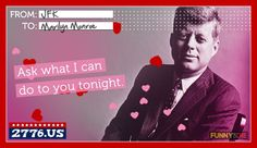 8 Valentine's Day Cards from Political Figures Throughout U.S. History