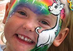 Kinderschminken: Kinderschminken Janine Kruse mit Janine Kruse