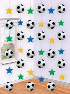 baby shower de futbol decoracion - Buscar con Google