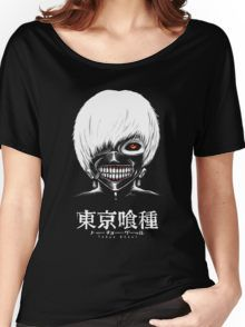 Tokyo Ghoul - Kaneki Women's Relaxed Fit T-Shirt