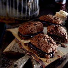 Double-Chocolate-Scones Rezept | LECKER