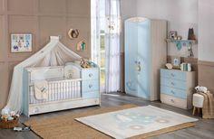1aee55004eb Βρεφικό δωμάτιο: γαλάζιο - Περιοδικό για το παιδί - ebiskoto.gr