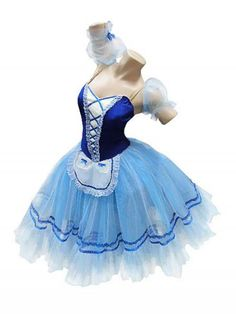 giselle act 1 costume~love!                                                                                                                                                                                 Plus