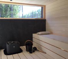 Sauna, jossa on kaikki kohdallaan! @kotikontti #asuminen #sisustus #interior #koti #home #nordicliving #nordichome #inspiration #scandinavianhome #scandinaviandesign #homeinspiration #decor #asuntomessut #asuntomessutmikkeli #asuntomessut2017 #kotikontti #mammuttikoti #sauna #finnishsauna
