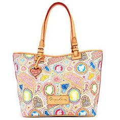 Disney Princess Dooney & Bourke Tote!  OMG!!! Have to get one for my daughter !!!