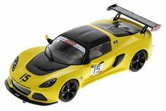 Scalextric - Lotus Exige R-GT (C3509) - Scalextric - Lotus Exige R GT V6 Cup-R (C3509) Slotcar