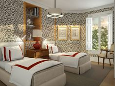 Bedroom| Javier Carrasco | Madrid | June 2015 #rendering #render #interior #interiordesign #decoraction