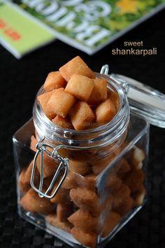 Shankarpalli aka shakarpare,