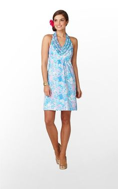 Lilly Pulitzer Lillian Dress. Spring 2012.