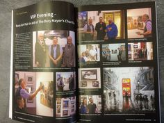 Read about our latest E Anthony Orme Gallery exhibition in aid of Bury Mayor's Charities held at the Fusilier Museum. Lancashire & Northwest magazine  ( www.lancmag.com ) January issue  - on shelves now !  E Anthony Orme Gallery and Picture Framers T/A Rome Fine Arts Ltd. 284 Stand Lane, Radcliffe, Manchester, M26 1JE. tel 0161 7669991  http://www.eanthonyorme.com/shop/e-anthony-orme/prints-21.html