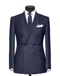 2P Suit, Dark Navy, 4221