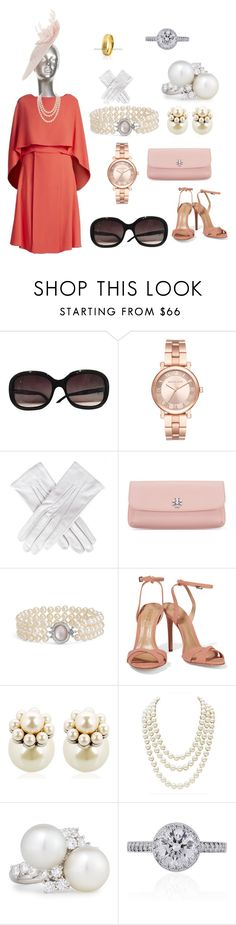 """Visiting the Royal Canadian Military Institute"" by dezac-novaes on Polyvore featuring Chanel, Michael Kors, Black, Tory Burch, Blue Nile, Schutz, Mawi, Assael and Tiffany & Co."