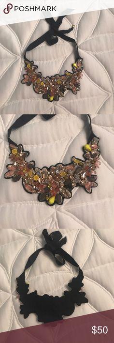 Retail Jcrew necklace Jcrew necklace, retail store, never worn. J. Crew Jewelry Necklaces