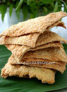 Table for 2.... or more: Tebaloi, Sago Cookies - Sarawak MFF #2