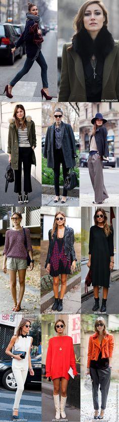 Fantastic sense of style.