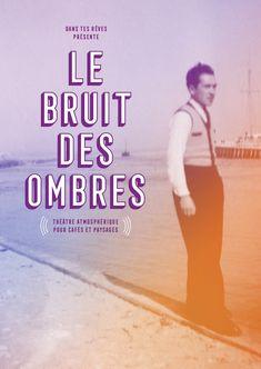Le bruit des ombres [2018] - ATELIER HURF   Yannis Frier Movie Posters, Movies, Atelier, Photography, Films, Film Poster, Cinema, Movie, Film