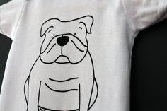 Kids / Toddlers Unisex Long Sleeve White by twolittleladybugs15