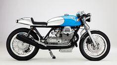Moto Guzzi Cafe Racer //