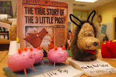 use a potato and make a book character! @Maegan Gudridge Gudridge Shields