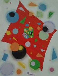 L'arte di Kandinsky spiegata ai bambini - Artistica Activities For Girls, Wassily Kandinsky, Art Lessons Elementary, Opening Day, Baby Art, Art Education, Art For Kids, Arts And Crafts, Kids Rugs