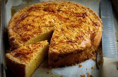 Breton Butter Cake