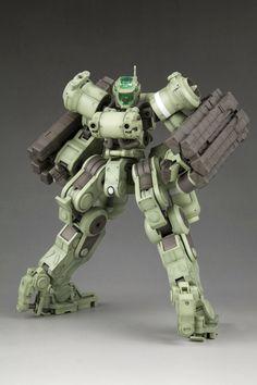 #008 EXF-10/32 グライフェン フレームアームズ FRAME ARMS Kotobukiya
