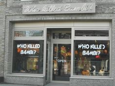 Who killed Bambi? - Berlin