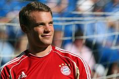 """Despite Schalke fans accusing him of leaving for money and titles, Neuer says the move was a career choice: """"Money isn't a criterion for my transfer. It's about my personal development and about success in sport. Bayern is simply the best club in Germany, that's why I'm going there. It's about my career, I only have this one."""""""
