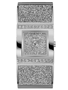 Watches for Women - Macy's Glamour, Stainless Steel Bracelet, Twinkle Twinkle, Bracelet Watch, Jewelry Watches, Decorative Boxes, Crystals, Bracelets, Guess Watches