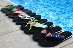 LL Bean Flip Flops | Reader Questions: LL Bean Maine Isle Flip-Flops; Packing for a Cape ...