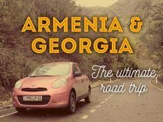 Road trip Armenia Georgia