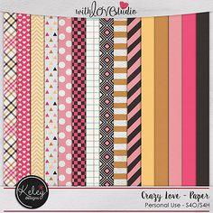 Crazy Love Paper