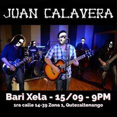 Este Jueves 15/09 vamos a celebrar la independencia de Guate en #barixela todos invitados! #xelafer2016