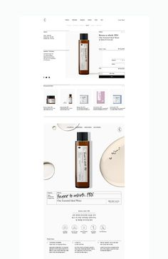 Bioceutical Skincare Solution, PRO RE NATA by Plus X, Tyodi Hyojin Lee, Yura kim… – Care – Skin care , beauty ideas and skin care tips Poster Design Layout, Website Design Layout, Web Layout, Cosmetic Web, Visual Advertising, Leaflet Design, Ui Web, Email Design, Site Internet