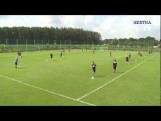 Ejercicio del Hertha BSC Berlin - YouTube