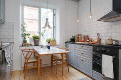 Välkommen till en etta med nyrenoverat kök