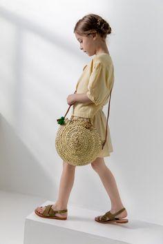 April Showers collection printemps - été 2015 Sandals and Jute Bag. Eco Friendly fashion