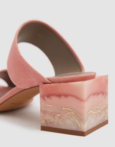 6afc99fdbe8 Marmo Sandal in Rosa Gray Matters
