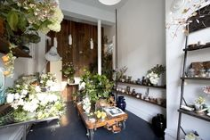A Fearless Forager Opens a Flower Shop in SF: Gardenista
