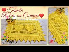 Lace Doilies, Crochet Doilies, Crochet Lace, Crochet Crocodile Stitch, Baby Sheep, Crochet Videos, Love Crochet, Crochet Projects, Diy And Crafts