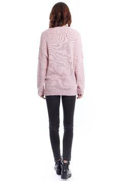 Hamptons Kötött pulóver - 3 színben - ShopLuckyDuck - 5