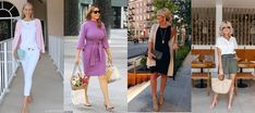 33 Summer Fashion Ideas for Women over 40 - Off The Closet Simple Fall Outfits, Stylish Winter Outfits, Cool Outfits, Summer Outfits, Trendy Outfits, Fashion Tips For Women, Fashion Ideas, Fashion Trends, Women's Fashion