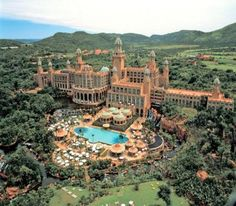 Palace of the Lost City, Sun City - South Africa