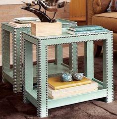 DIY coffee/end table