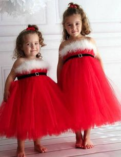 Your little girl will love dressing up for Christmas in her favourite new Tutu. It will be hard to pick a favourite! We've included lots of NO Sew versions to make yourself plus links to purchase too!
