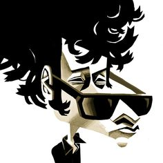 Rolling Stone 2012-2013 by Victor Melamed, via Behance
