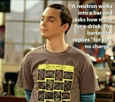"""""""Don't you think that if I were wrong, I'd know it?"""" - Sheldon Cooper, The Big Bang Theory Jim Parsons, Sheldon Cooper Quotes, Science Jokes, Atom Jokes, Nerd Jokes, Tv Tropes, Real Relationships, Film, Bigbang"""